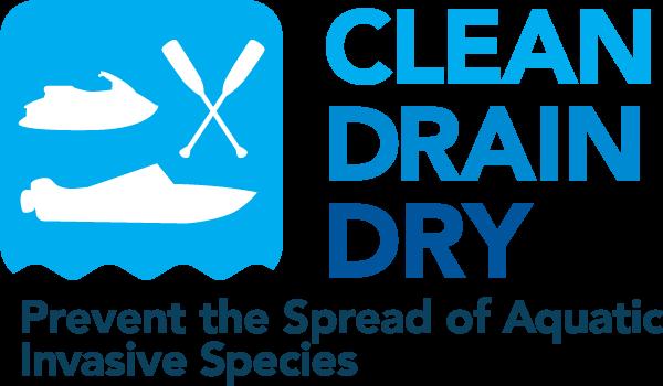 Clean Drain Dry Logo